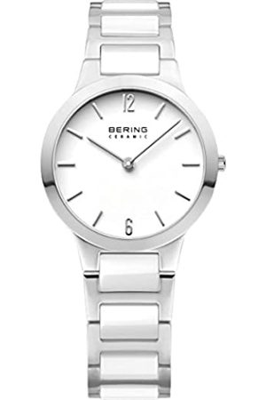 BERING Womens Analogue Quartz Watch with Stainless Steel Strap 30329-754
