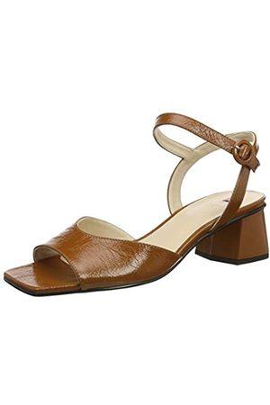 Högl Women's Aurelia Open Toe Sandals, (Nougat 2500)