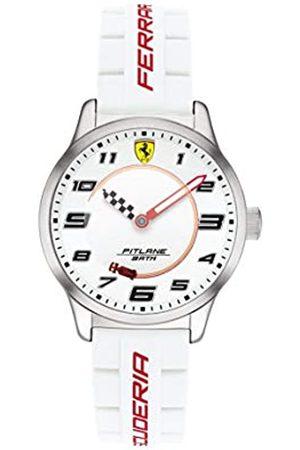 Scuderia Ferrari Boy's Analogue Quartz Watch with Silicone Strap 0860014