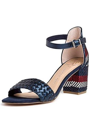 Marco Tozzi Women's 2-2-28326-24 Ankle Strap Sandals