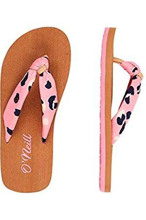 O'Neill Girls' Fg Woven Strap Sandalen Flip Flops, ( AOP W/ 4950)