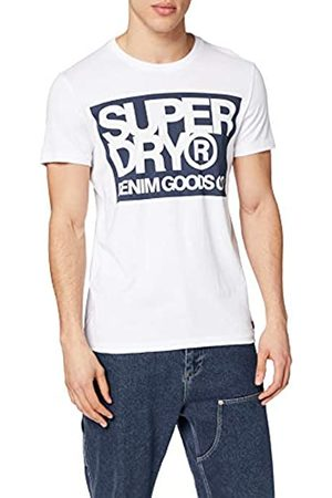 Superdry Men's Denim Goods Co Print Tee T-Shirt
