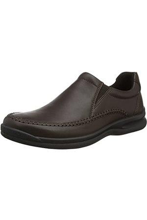 Hotter Men's Camden Loafers, (Dk )