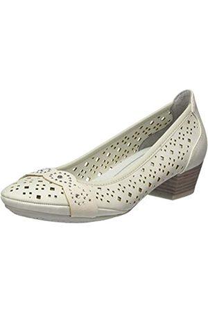 Marco Tozzi Women's 2-2-22505-24 Closed Toe Heels, (ICE Comb 119)