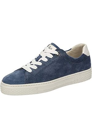 Sioux Women's Somila-704-h Low-Top Sneakers, (Marineblau 008)