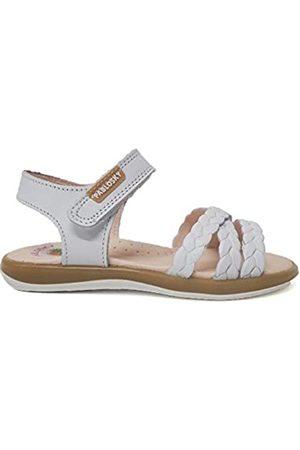 Pablosky Baby Girls Sandals, (Blanco 078900)