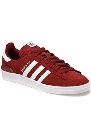 adidas Unisex Adults' Campus Adv Skateboarding Shoes, (Buruni/Ftwbla/Ftwbla 0)