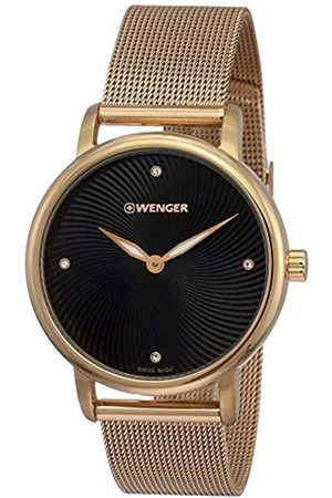 Wenger Women's Urban Donnissima - Swiss Made Analogue Quartz Stainless Steel Watch 01.1721.102