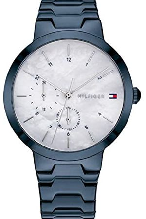 Tommy Hilfiger Womens Multi dial Quartz Watch with Stainless Steel Strap 1782078