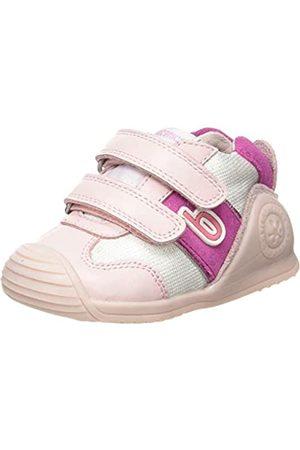 Biomecanics Baby Girls' 202133 Open Back Slippers