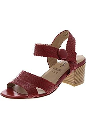 Sioux Women's Rosibel-700 T-Bar Sandals, (Fire 005)