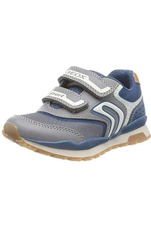 Geox Boys' J Pavel A Low-Top Sneakers, ( /Avio C0493)