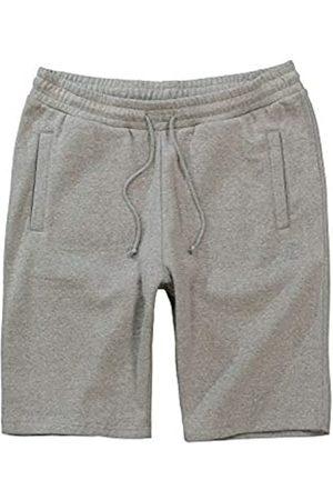 JP 1880 Men's Big & Tall JP Logo Comfy Sweat Shorts Melange XXXX-Large 702636 12-4XL