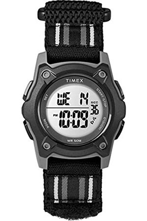 Timex Unisex Child Digital Watch with Textile Strap TW7C26400