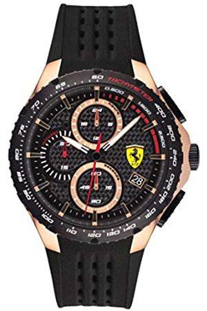 Scuderia Ferrari Men's Analogue Quartz Watch with Silicone Strap 0830728
