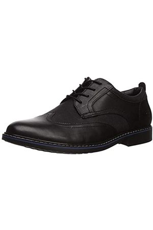 Skechers Men's Bregman MODESO Oxfords, ( Blk)