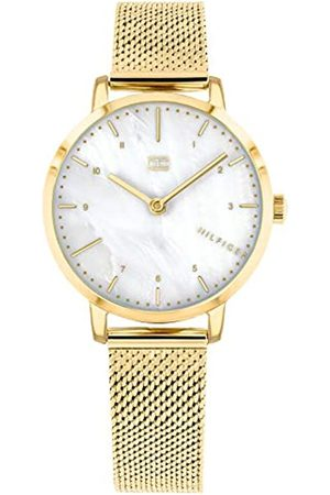 Tommy Hilfiger Womens Analogue Classic Quartz Watch with Stainless Steel Strap 1782043
