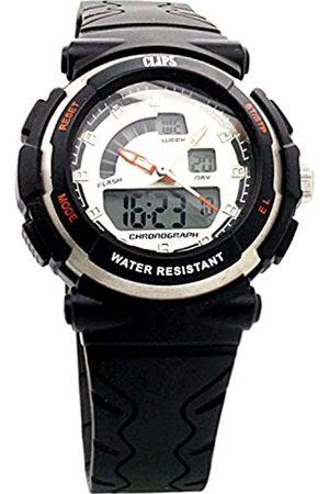 CLIPS Women's Quartz Watch 557-1003-84 with Rubber Strap