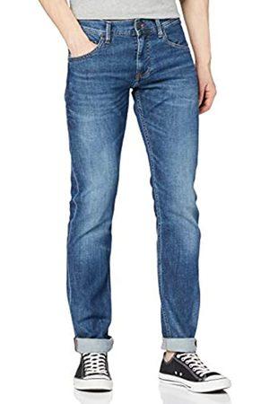 Tommy Hilfiger Men's Slim Bleecker STR East Straight Jeans, Denim A