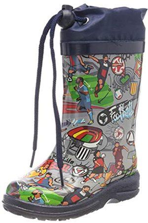 Beck Boys' Football Wellington Boots, (Multicolor 50)