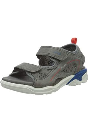 Ecco BIOMRAFT, Open Toe Sandals Boys', (TITANIUM/TITANIUM 52664)