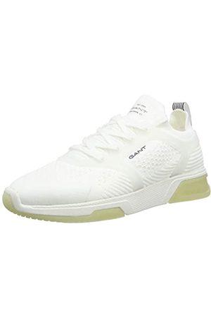 GANT Men's Hightown Low-Top Sneakers, (Off G20)