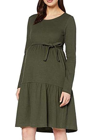 Mamalicious Women's Mlkamina L/S Jersey Abk Dress