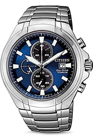 Citizen Mens Analogue Quartz Watch with Titanium Strap CA0700-86L