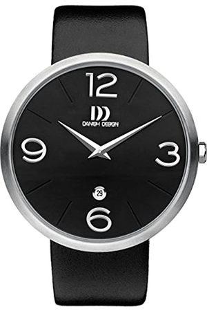 Danish Designs Danish Design Men's Quartz Watch with Dial Analogue Display and Leather Strap DZ120321