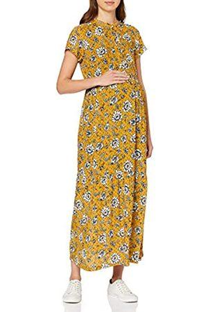 QUEEN MUM Women's Dress Maxi Woven Nurs Ss AOP Denver