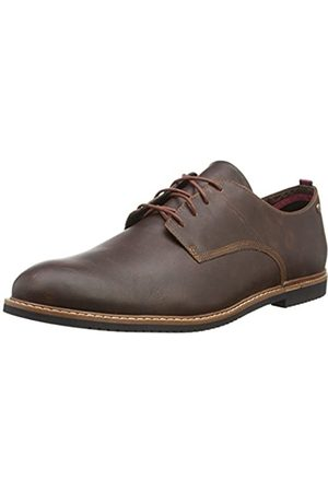 Timberland Men's Brook Park Oxfords, (Tortoise Shell Jackpot 245)