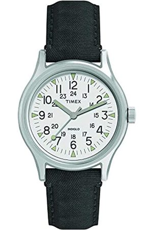 Timex Mens Analogue Classic Quartz Watch with Nylon Strap TW2R68300