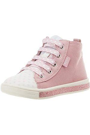 Geox Baby Girls' B Trottola B Low-Top Sneakers, (Rose C8011)