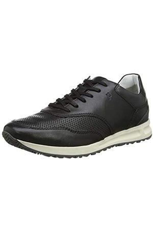 Josef Seibel Men's Thaddeus 10 Low-Top Sneakers, (Schwarz-Kombi 448 101)