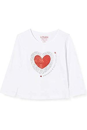 Losan Girl's 016-1080al Long Sleeve T-Shirt