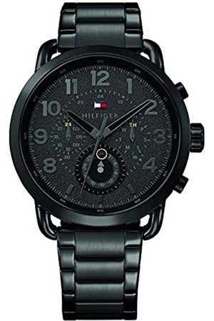 Tommy Hilfiger Mens Multi dial Quartz Watch with Stainless Steel Strap 1791423