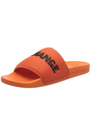 Armani Men's Mesh Pool Slides Flip Flops, ( + M611)