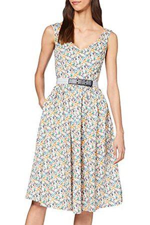 Esprit Women's 057CC1E025 A-Line Sleeveless Dress - - 8