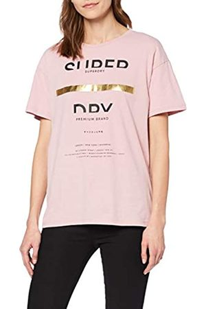 Superdry Women's Type Column Portland Tee T-Shirt
