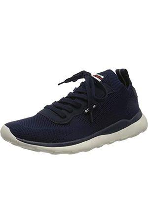 s.Oliver Men's 5-5-13642-34 Low-Top Sneakers, (Navy 805)
