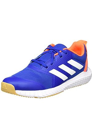 adidas Unisex Kids' Fortagym K Competition Running Shoes, (Reauni/FTW Bla/Narsol 000)