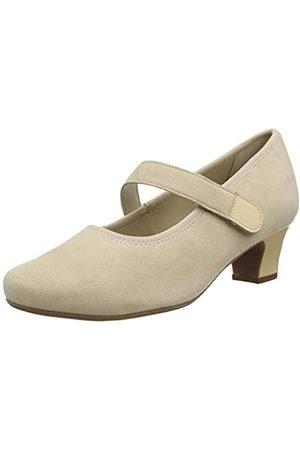 Hotter Women's Charmaine Wide Fit Uniform Dress Shoe