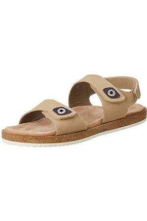 Kickers Boys' First Open Toe Sandals, (Gris Marine 123)