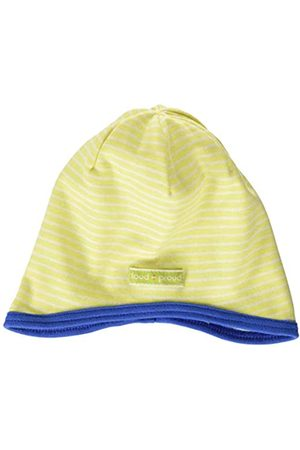 loud + proud Baby Boys' Reversible Cap Organic Cotton Hat