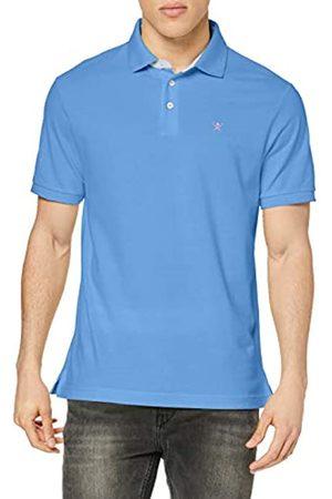 Hackett Hackett Men's Coral Swim Trim Polo Shirt