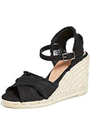 Castaner Women's Bromelia/8/001 Espadrille Wedge Sandals