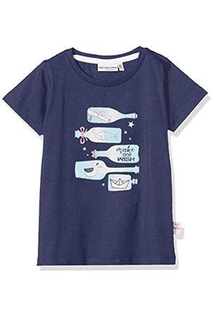 Salt & Pepper Salt and Pepper Girls' gedruckte Flaschenpost mit Glitzer und Schaumdruck T-Shirt