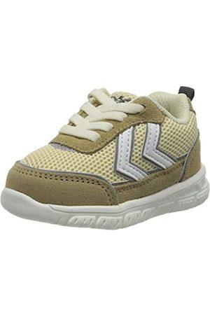 hummel Unisex Kids' Play Crosslite Infant Low-Top Sneakers, (Turtledove 8014)