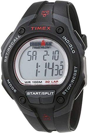 Timex Mens Digital Quartz Watch with Resin Strap 753048410644