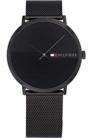 Tommy Hilfiger Unisex-Adult Analogue Classic Quartz Watch with Stainless Steel Strap 1791464